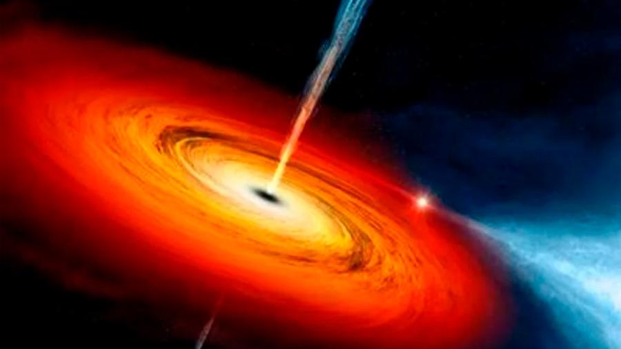 Científico mexicano te explica qué sucede al atravesar un agujero negro