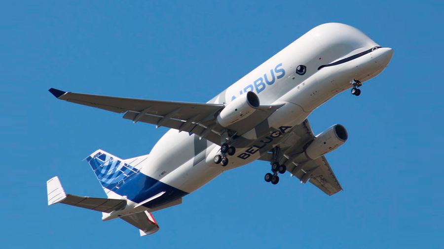El Beluga XL obtiene certificación en Europa y cargará alas de otros aviones desde el 2020