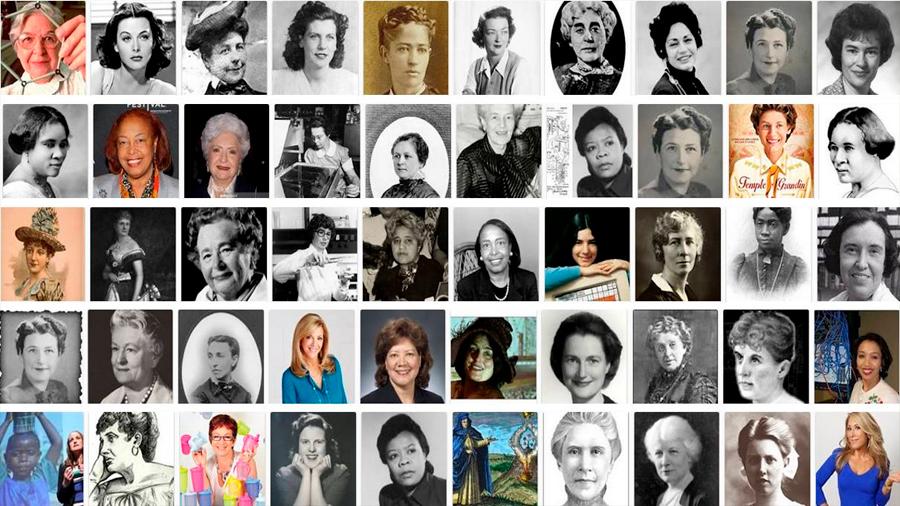Mujeres contribuyendo al avance de la ciencia