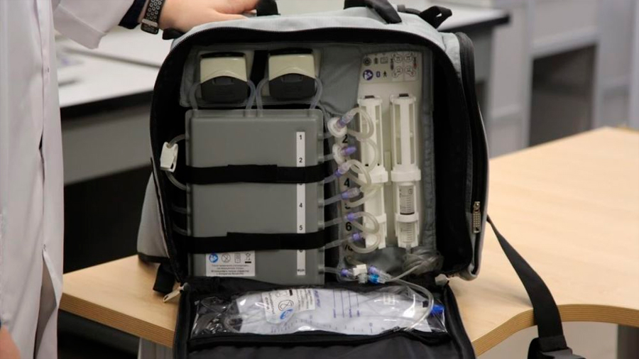 Crean científicos rusos riñón artificial portátil, su fin es producirlos baratos