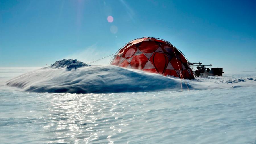 Núcleos de hielo de hace 2 millones de años proporcionan las primeras observaciones de un clima antiguo