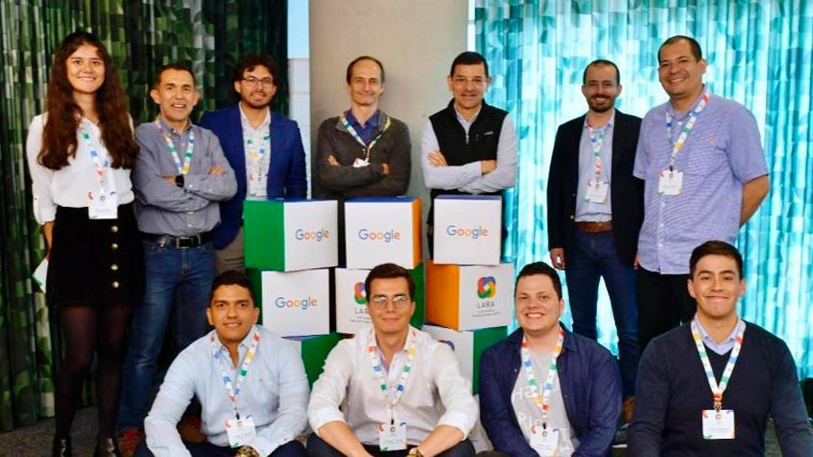Premió Google proyectos de innovadores jóvenes estudiantes colombianos