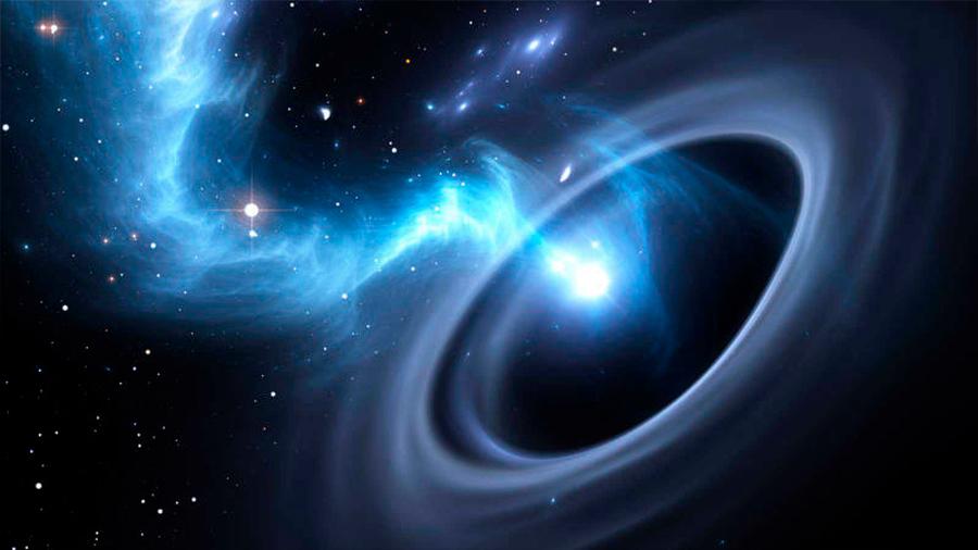Demasiado grande para existir: hallan agujero negro inexplicable para los astrónomos
