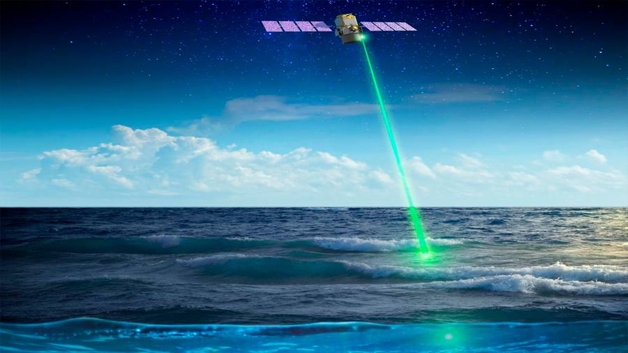 Láser espacial detecta por primera vez la migración animal más grande del planeta