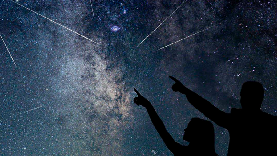 """Mini satélites de Elon Musk arruinan una lluvia de meteoros """"unicornio"""""""