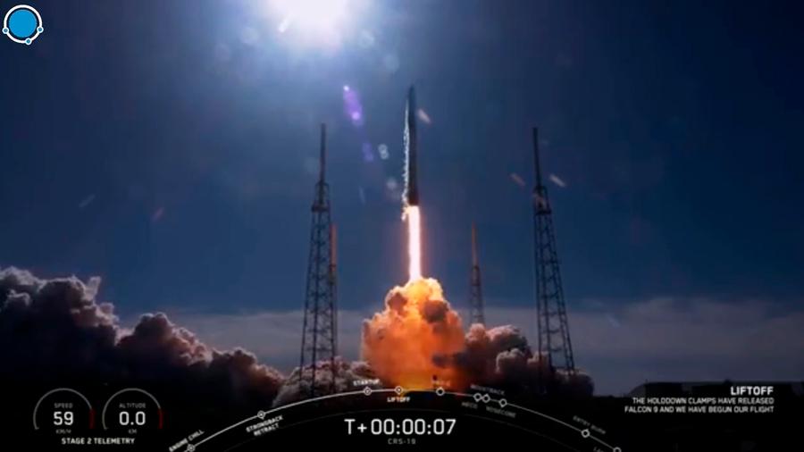Exitoso lanzamiento del Nanosatélite mexicano AztechSat-1
