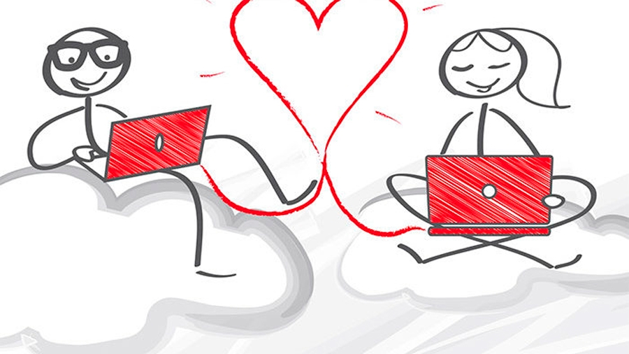 Tres formas en que el Internet y la conectividad han cambiado las relaciones amorosas