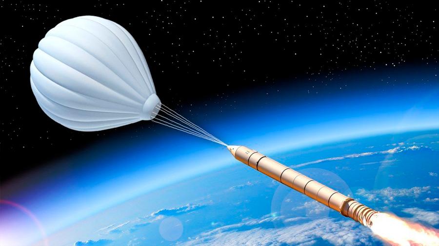 Presentan primer sistema de lanzamiento de satélites desde globos