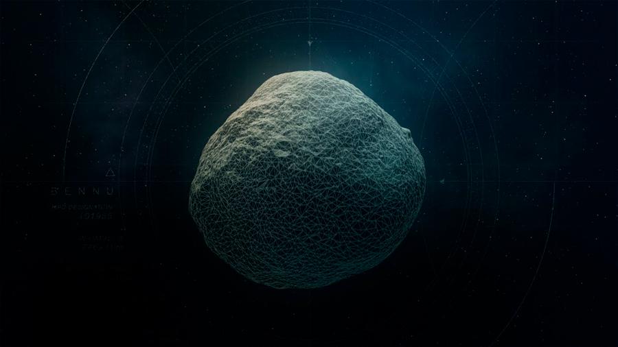 Una superficie hostil complica el aterrizaje en el asteroide Bennu