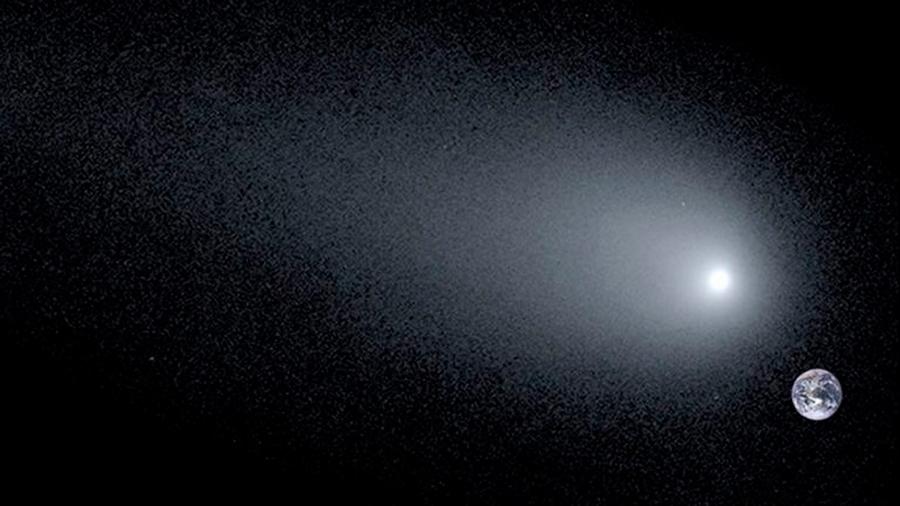 Se acerca a la Tierra un cometa interestelar, su mayor aproximación será el 28 de diciembre
