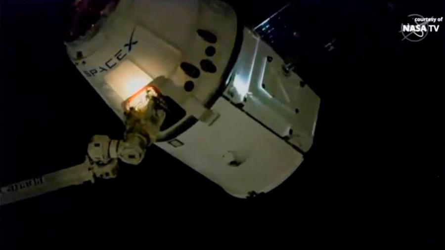 Nanosatélite mexicano llega a la Estación Espacial Internacional