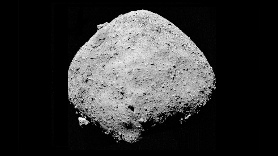 Sonda espacial OSIRIS-Rex da una sopresa a NASA: Bennu es un asteroide activo