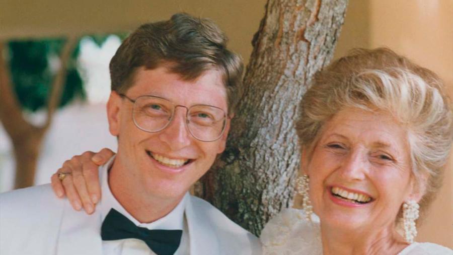 La poco conocida historia de la madre del magnate Bill Gates y su influencia en el despegue de Microsoft