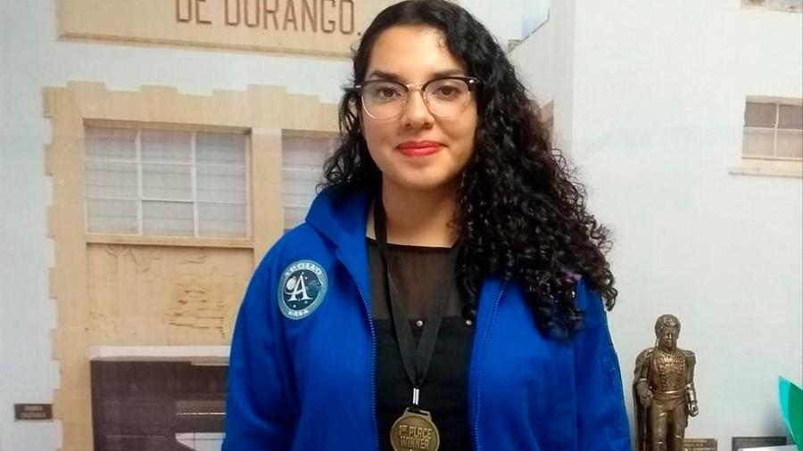 Estudiante del Tecnológico Nacional de México gana primer lugar en programa de la NASA