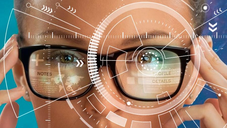Crean gafas inteligentes con seguimiento ocular para el futuro de la realidad aumentada