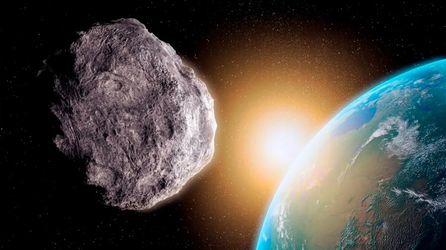 Sorprendente actividad en un asteroide próximo a la Tierra