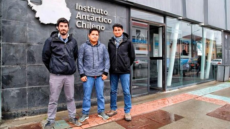 Cooperación científica: Científicos chilenos y mexicanos estudian estromatolitos en Magallanes para observar efectos del cambio climático