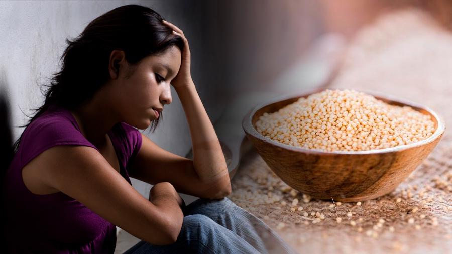 Cápsulas de amaranto para combatir la depresión: un invento orgullosamente mexicano