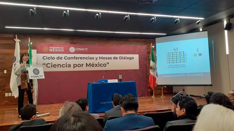 Conacyt buscará oportunidades para que científicos mexicanos no emigren por falta de oportunidad laboral