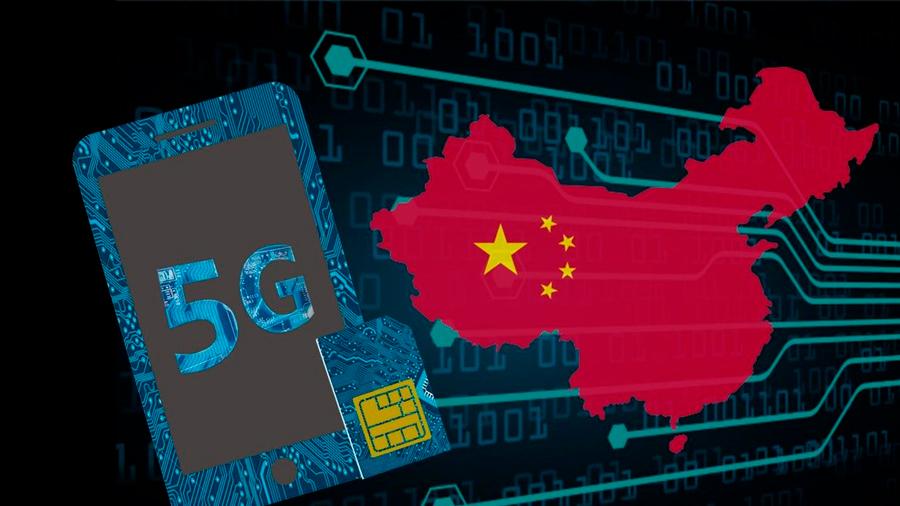 El 5G chino... una carrera de 10 años y 400 mil estaciones en el mundo