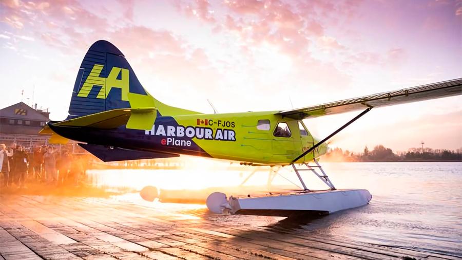 Despegó el primer avión comercial 100% eléctrico que busca revolucionar la aviación