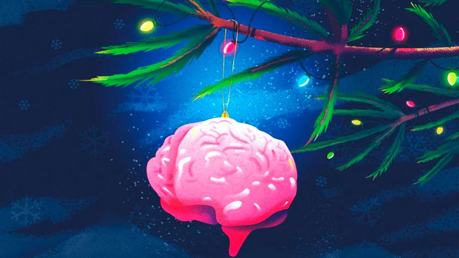 En nuestro cerebro también es Navidad