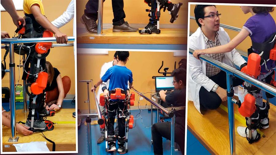 Esqueletos artificiales para niños: la apuesta de cuatro innovadores mexicanos