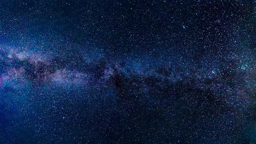 La masa de la Vía Láctea, estimada en 890,000 millones de soles