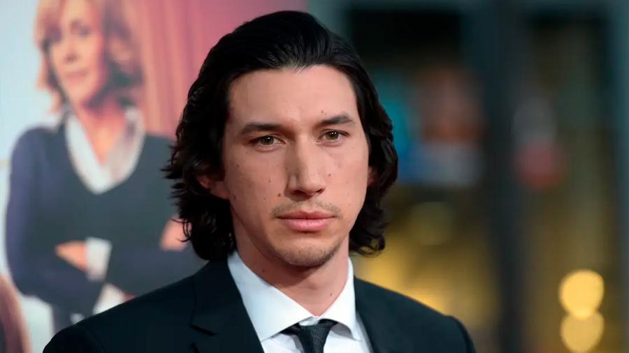 """Una """"fobia"""" hace que Adam Driver, estrella de Star Wars, abandonara una entrevista"""