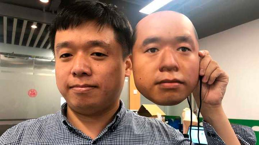 Crean máscara definitiva para engañar a cualquier sistema de reconocimiento facial