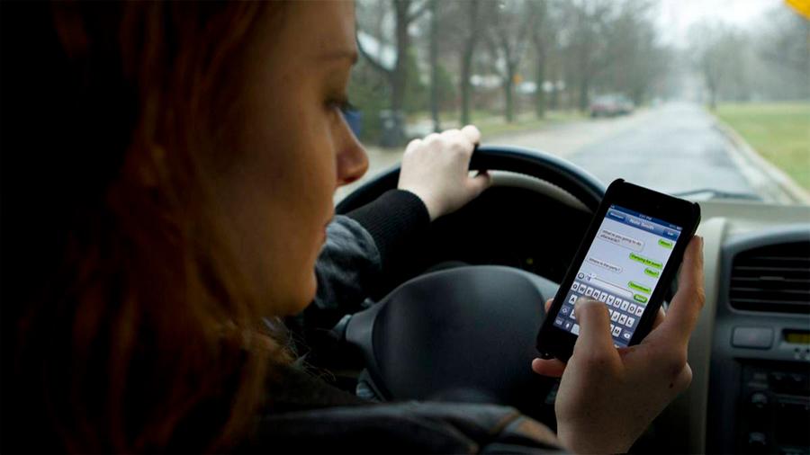 Una nueva tecnología detecta a los conductores que utilicen el celular al volante
