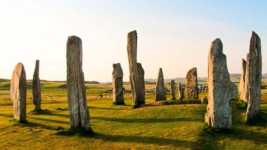 Asocian círculos de piedra milenarios en Escocia con la caída de rayos