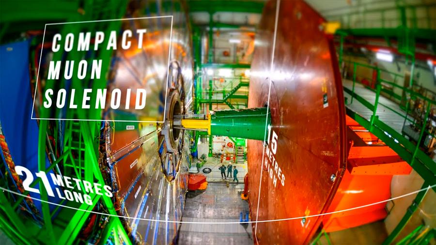 Laboran 2 científicos mexicanos en el Gran Colisionador de Hadrones con detectores de partículas