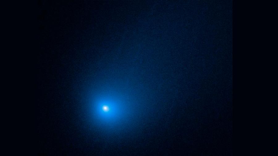 Hubble capta nuevas imágenes del veloz cometa Borisov