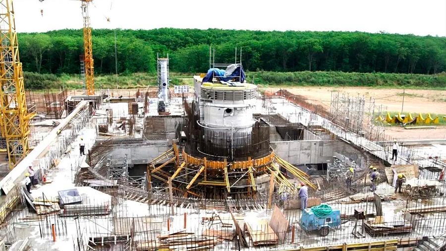 Construye Argentina el reactor multipropósito más moderno del mundo