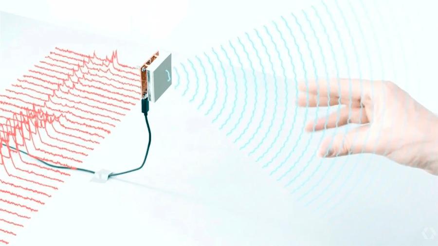 Project Soli: la magia de controlar dispositivos sin tocarlos