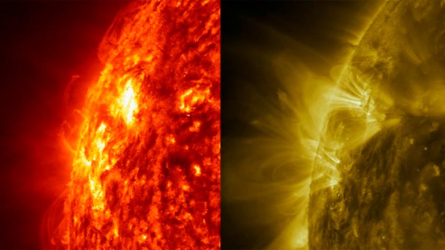 Investigadores descubren un nuevo tipo de erupción magnética en el Sol