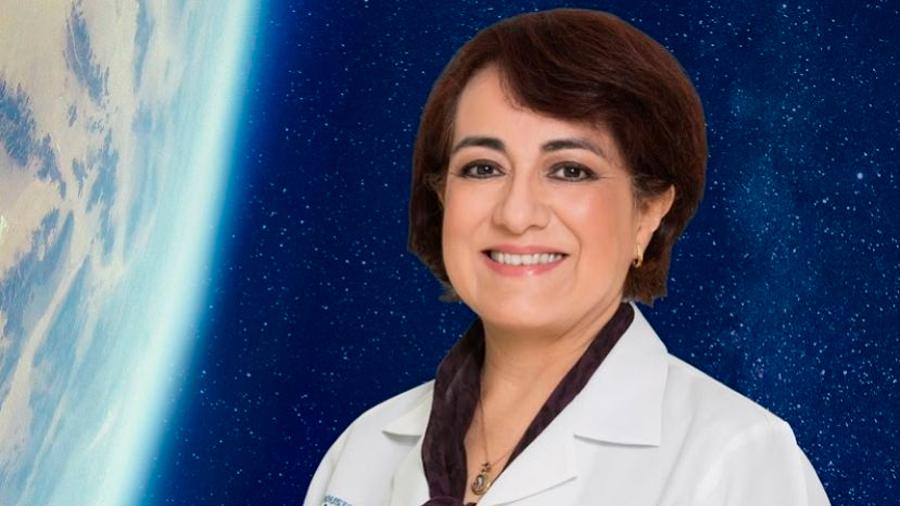 Científica mexicana estudia para la NASA efectos de la falta de gravedad en los ojos de los astronautas