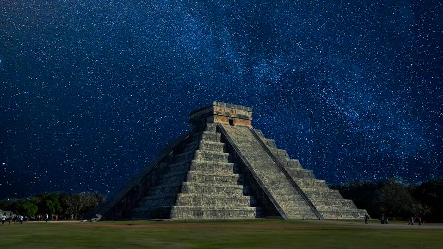 Arqueólogos Mexicanos descubren antiguo palacio que perteneció a la civilización Maya