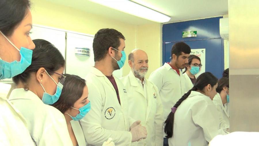 Patentan alumnos universitarios mexicanos sustancias que mejoran la producción de ovinos