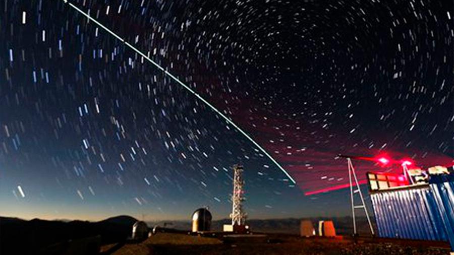 China logra comunicación cuántica desde el espacio a una estación móvil