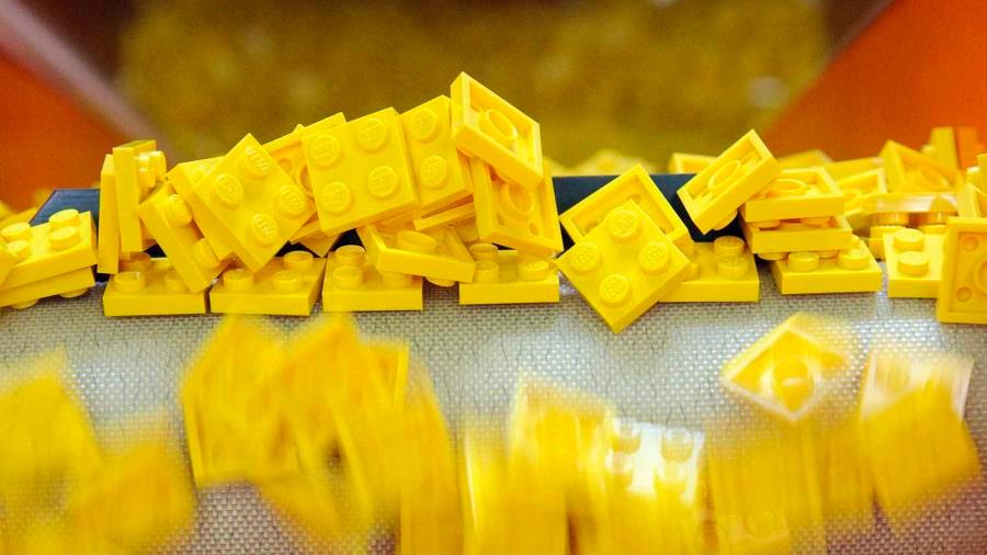 Así es cómo un Lego congelado podría ayudar al desarrollo de la computación cuántica