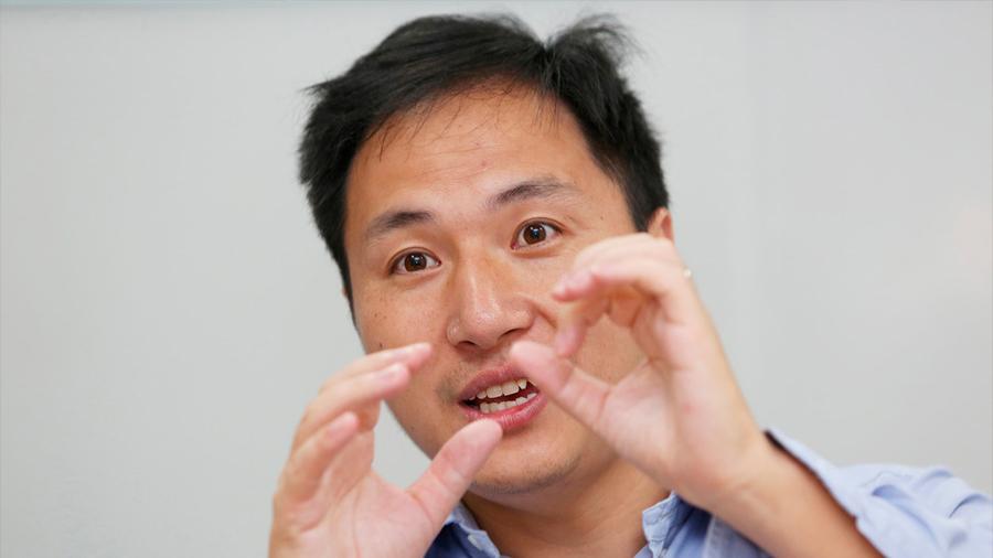 Todos los detalles sobre la condena a He Jiankui por editar bebés humanos