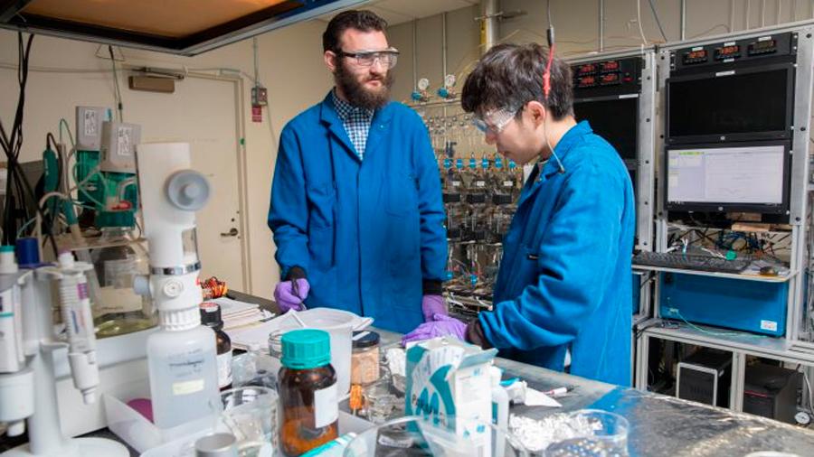 IBM desarrolla baterías para vehículos con materiales del agua de mar