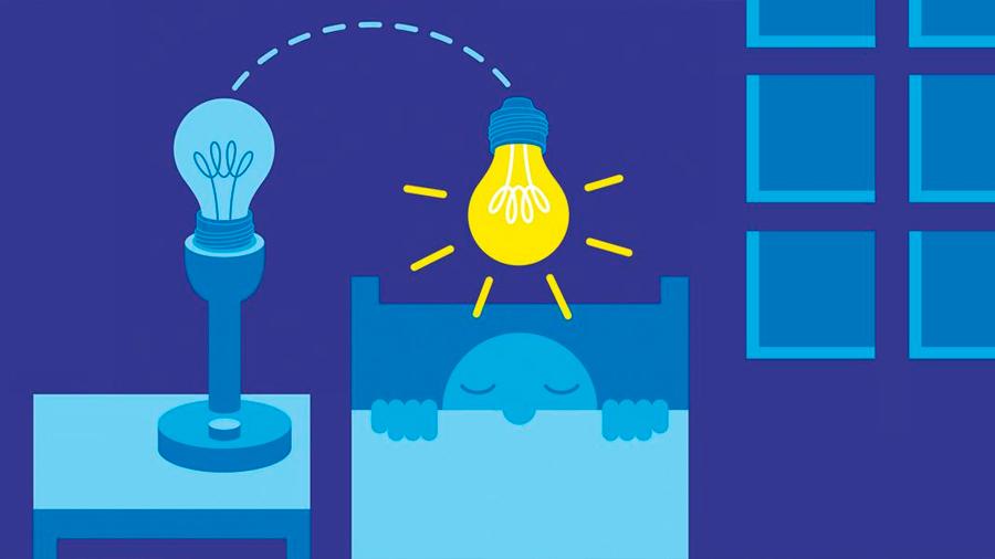 Dormir para solucionar: reactivar durante el sueño recuerdo de los problemas ayuda a resolverlos