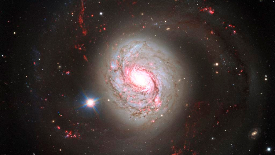 Investigadora de la UNAM encabezó estudio internacional sobre el cosmos, en torno a una galaxia espiral