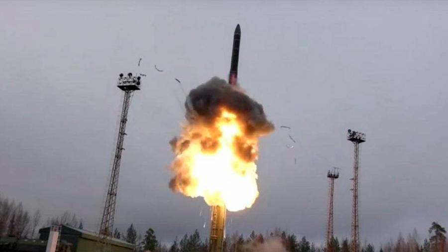 Rusia fabrica un misil que viaja a 27 veces la velocidad del sonido
