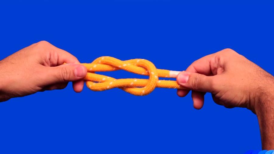 Científicos desarrollan modelo matemático que explica qué nudos son más fuertes y resistentes