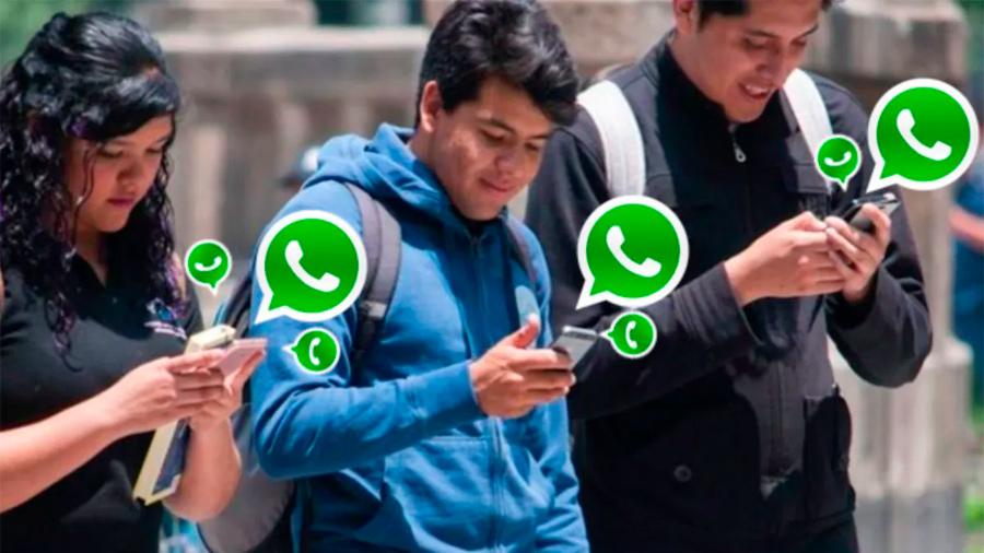 Mexicanos pasan entre 2 y 3 horas diarias en WhatsApp: UNAM