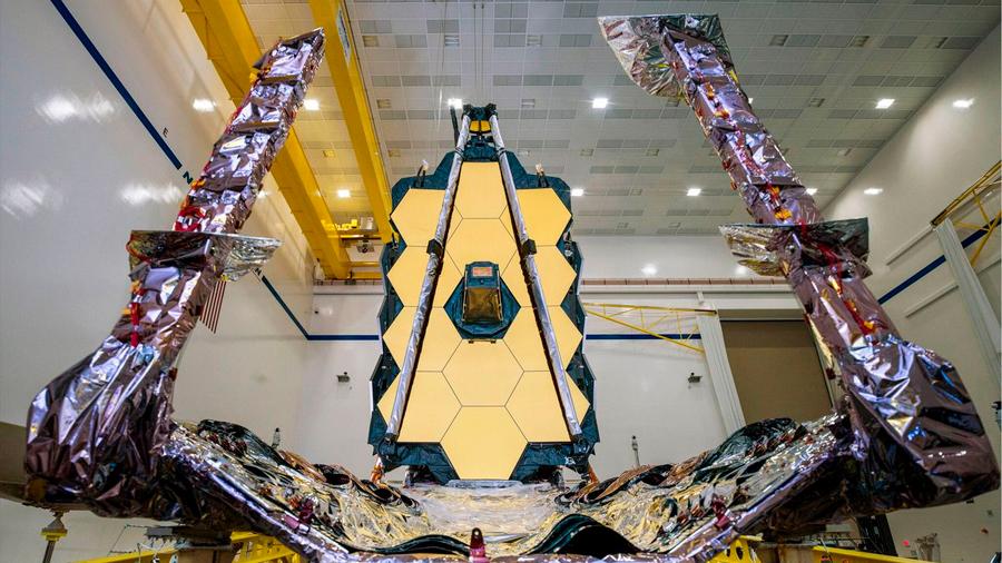 James Webb, el telescopio espacial que podrá mirar hacia el pasado
